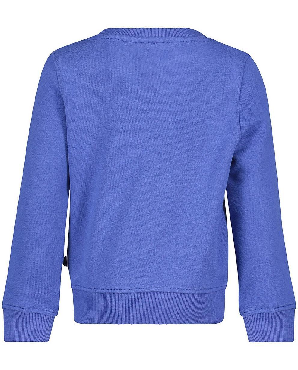 Sweaters - BLD - Lavendelblauwe sweater